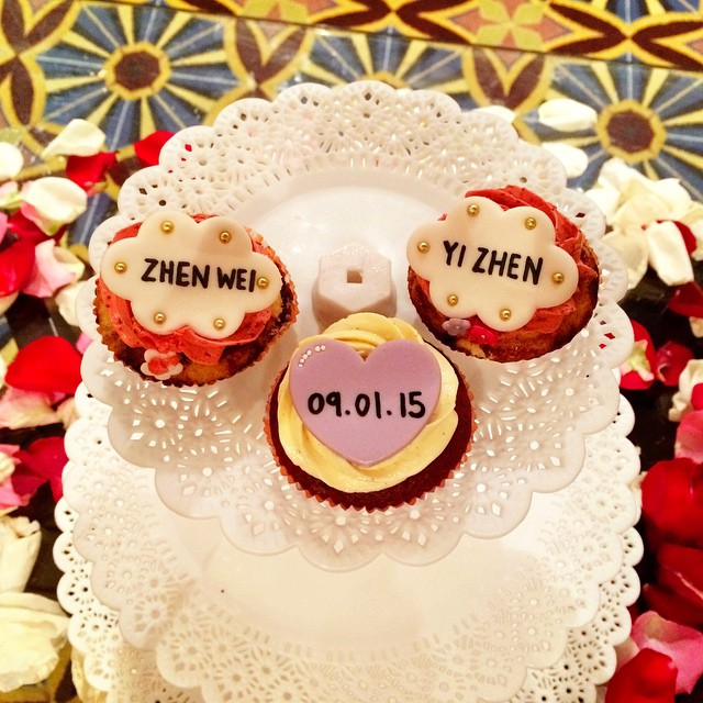 the last 3 #cupcakes that no one dared to touch ?? #doublejoy090115 @weeyizhen