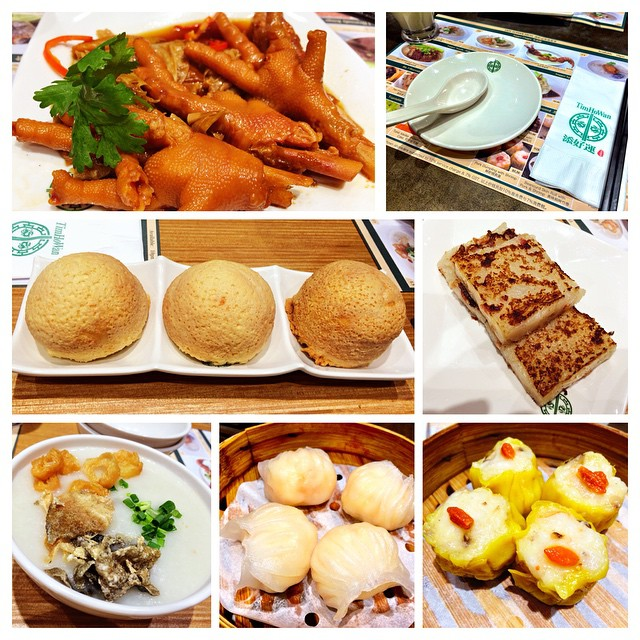 #supper #dimsum #timhowan ?✌️ finally tried this raved dimsum place cos Swee Choon is closed tonight... haha